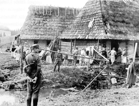 виселення українців під час операції Вісла